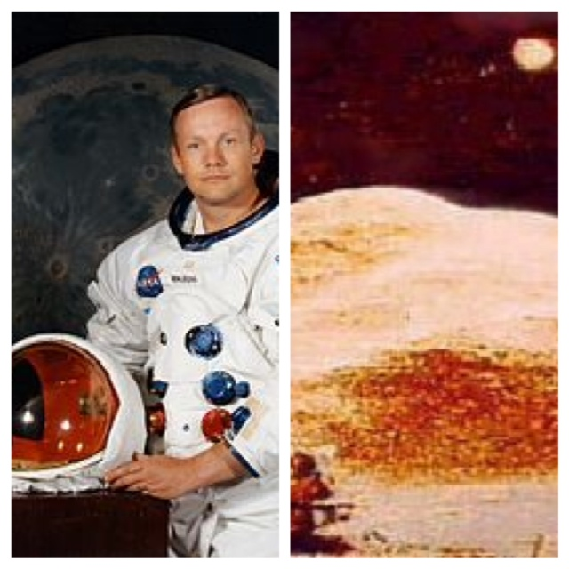 Neil Armstrong Dies,Along w/Secrets of What He Saw on Moon ...